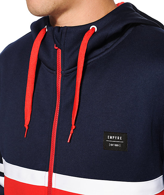 Empyre Game On Tech Fleece Jacket