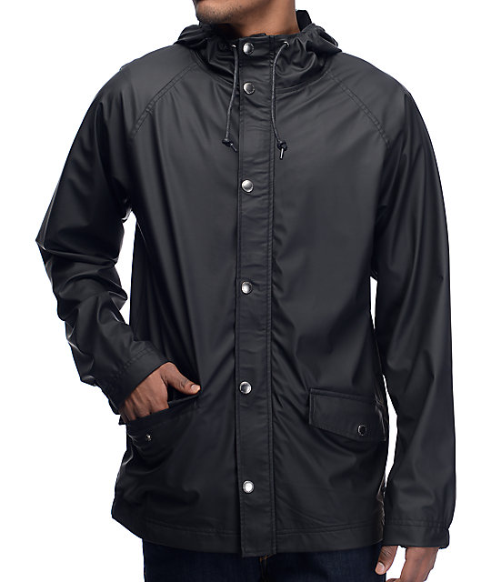 Men's Rain Jackets at Zumiez : CP