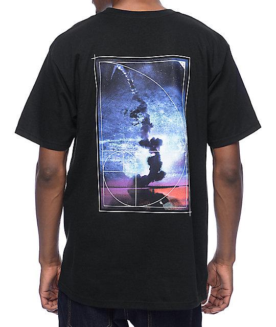 Empyre Golden Ratio Black T-Shirt