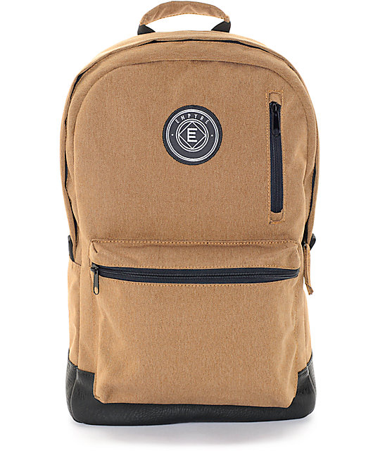 Empyre Good Heather Tobacco Backpack