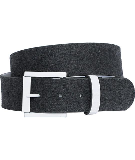 Empyre Graybird Dark Grey Belt