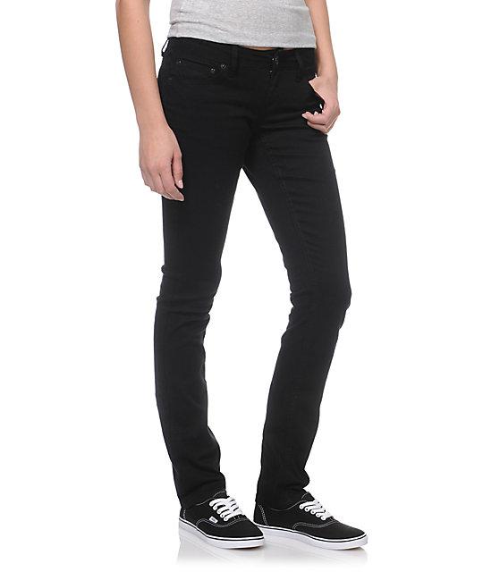 Empyre Hannah Black Skinny Jeans
