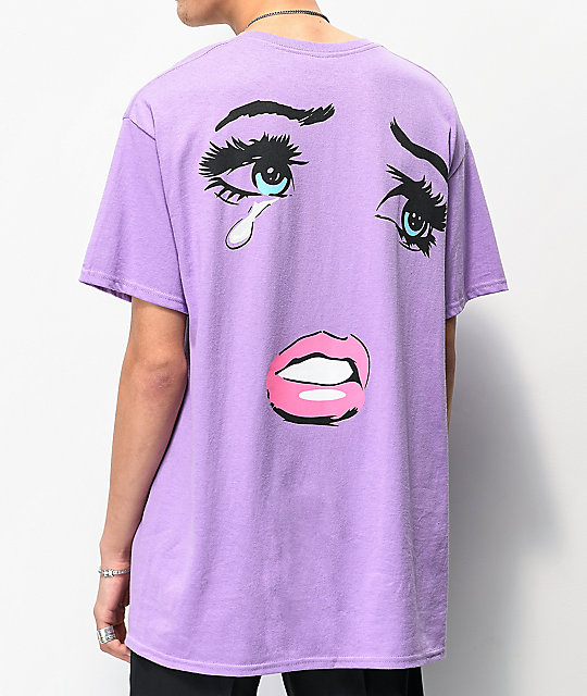 Empyre Heartbreaker Purple T-Shirt