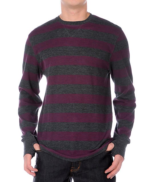 Empyre High Five Purple Stripe Thermal
