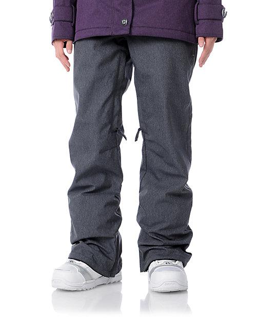 Empyre Hilltop Indigo Denim 10K Chino Snowboard Pants