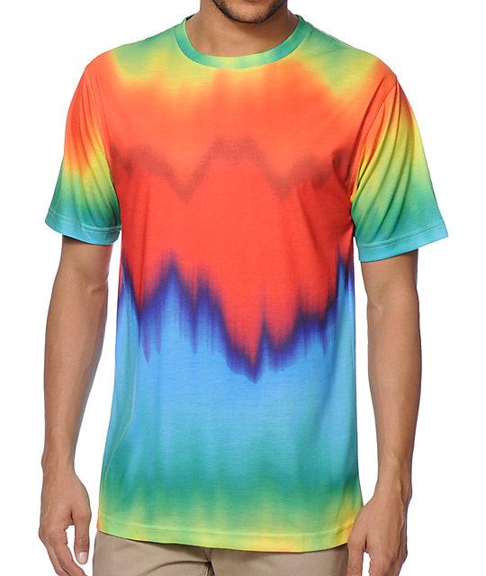 empyre hippie scum tie dye t shirt at zumiez pdp. Black Bedroom Furniture Sets. Home Design Ideas