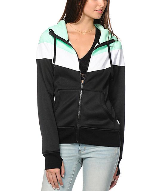 Empyre Insignia Color Block Tech Fleece Jacket