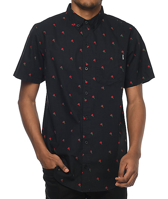 Mens Button Up Shirts at Zumiez : CP
