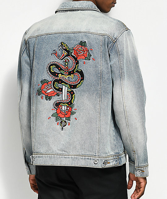 Empyre Karl Denim Jacket
