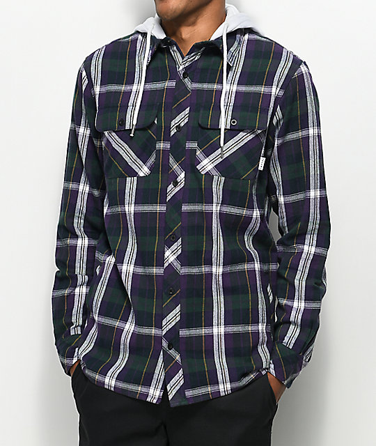 Flannel Shirts for Men | Zumiez