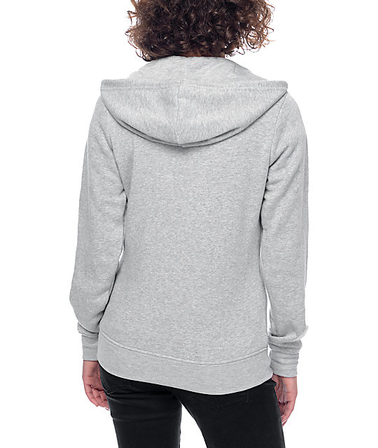 Empyre Linda Come In Peace Zip Up Hoodie