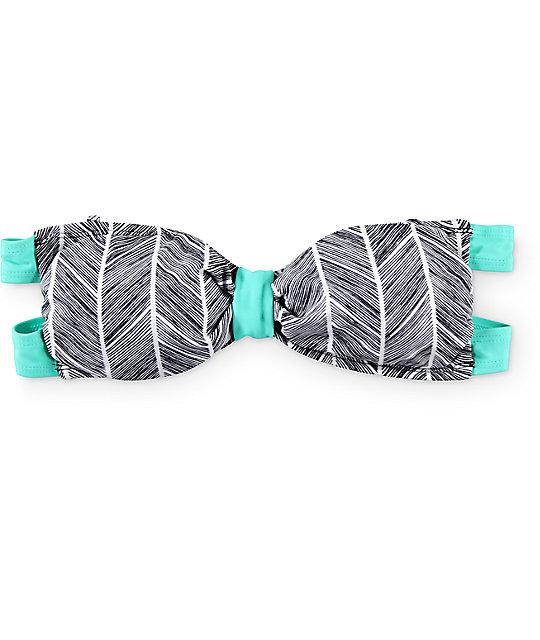 Empyre Line Vibe Bandeau Bikini Top