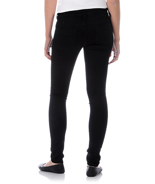 Empyre Logan Black Jeggings