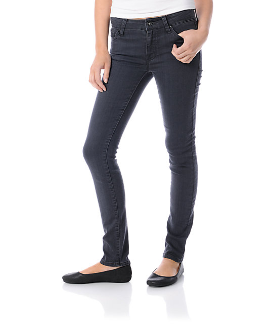 Empyre Logan Charcoal Jeggings