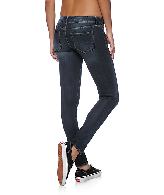 Empyre Logan Dark Navy Jeggings