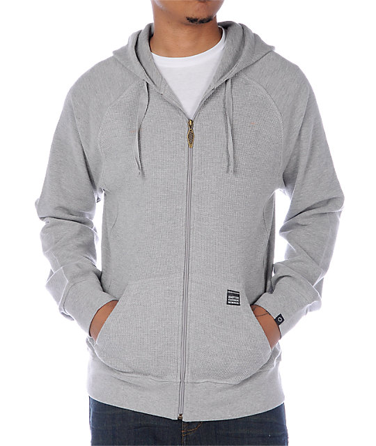 Empyre Magma Grey Hoodie