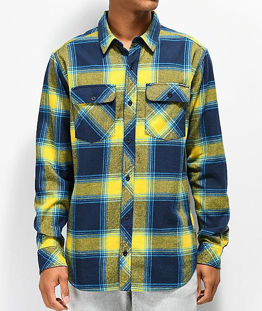 Y Amarilla Camisa Empyre De Marky Azul Franela lTKc5F1J3u