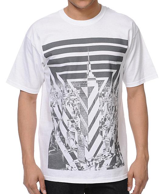 Empyre Metropolitan White T-Shirt