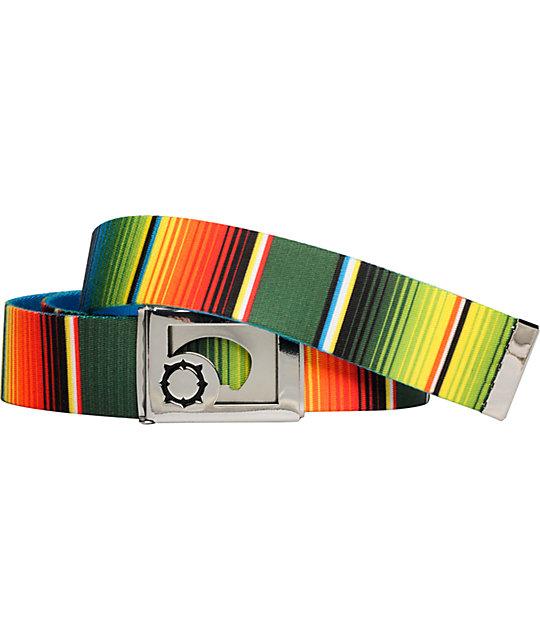 Empyre Mexican Blanket Print Belt
