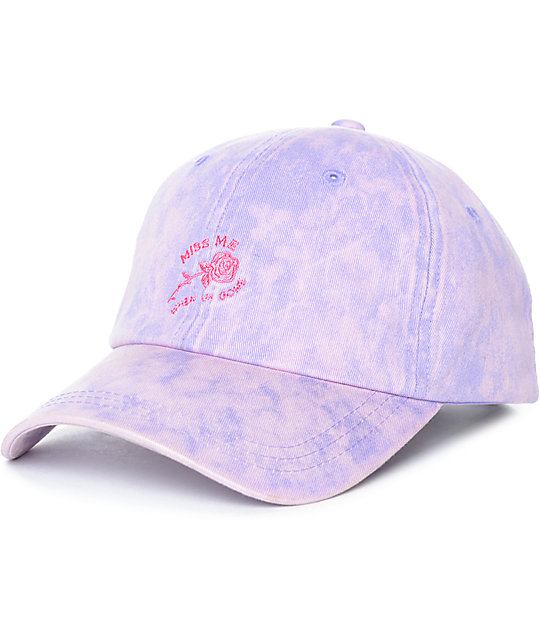 Empyre Miss Me When I'm Gone Strapback Hat