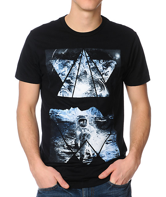 Empyre Moon Walker Black T-Shirt