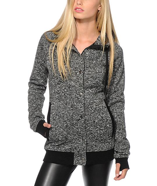 Empyre Naya Knit Tech Fleece Jacket