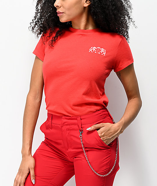 Nicholas Empyre Camiseta Drag Roja iukXPZO