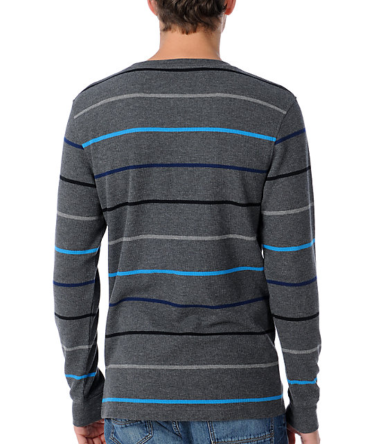 Empyre Outburst Dark Grey Stripe Thermal