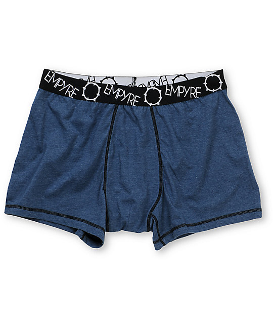 Empyre Over The Fence Blue Knit Briefs
