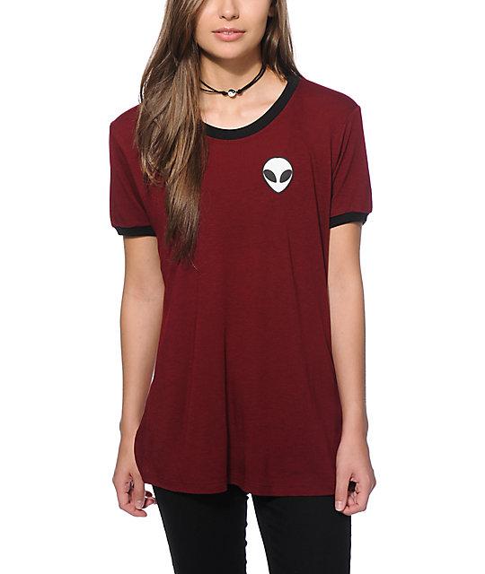 Paul Alien Ringer T-Shirt