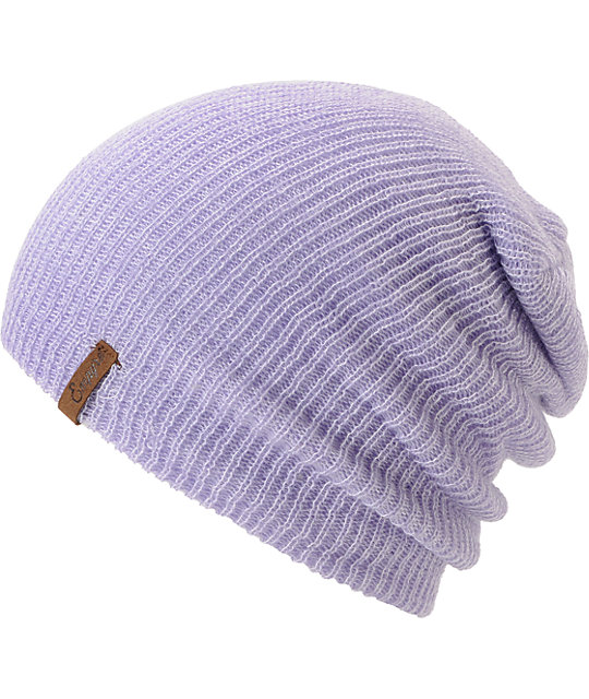 Empyre Piper Lavender Speckle Beanie