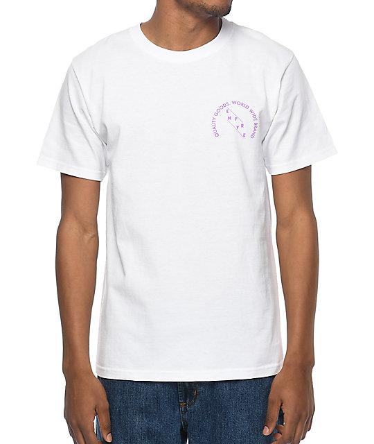 Empyre Quality Goods White T Shirt Zumiez