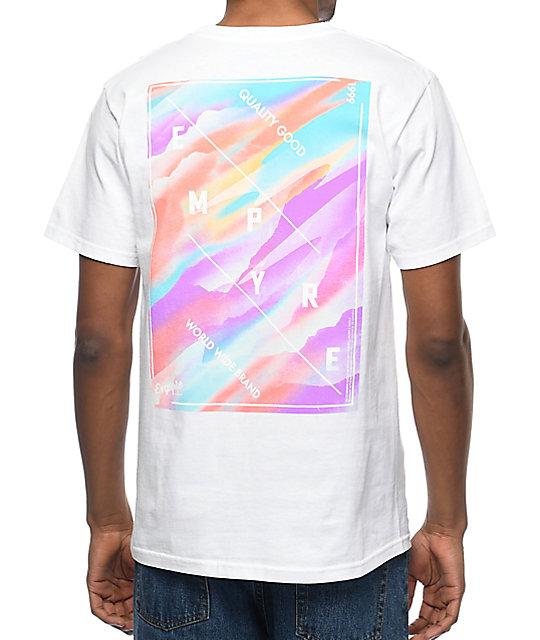 Empyre Quality Goods White T Shirt