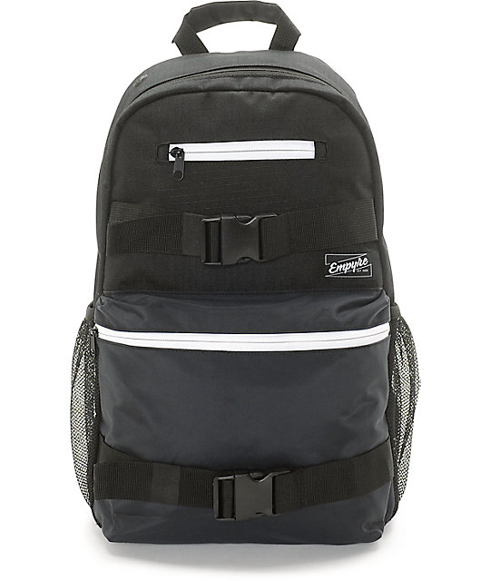 Empyre Quantum Black Backpack
