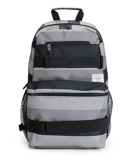 Empyre Quantum Striped Backpack