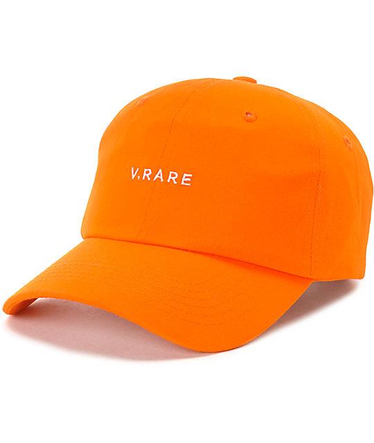 Empyre Rare Orange Baseball Hat