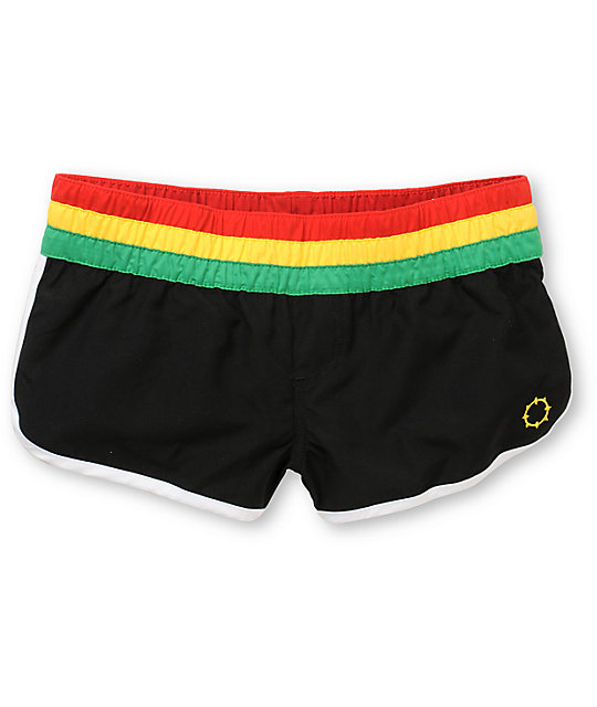 Empyre Rasta Beaux Too Board Shorts