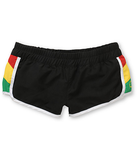 Empyre Rasta Eddie Board Shorts