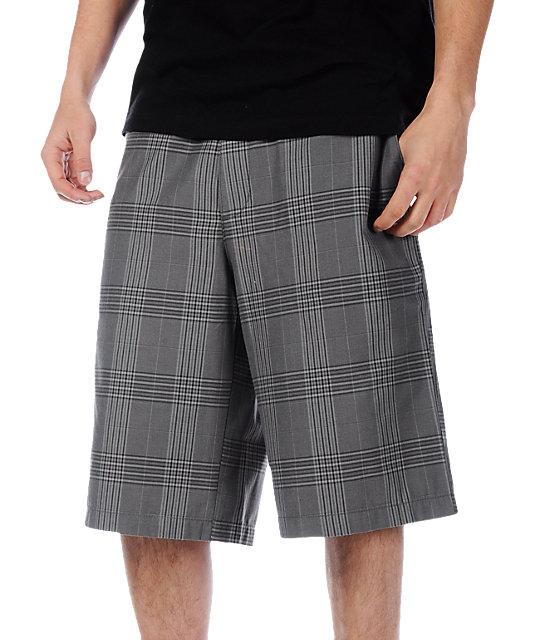 Empyre Revolution Black Shorts
