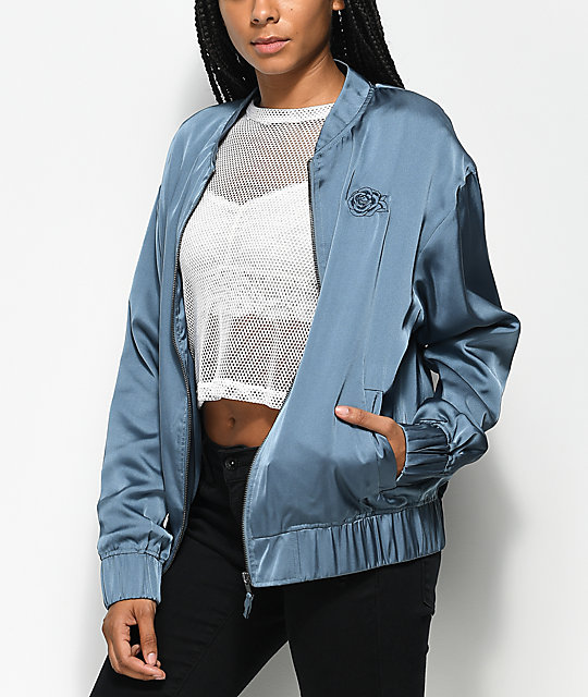 Empyre Rose Anouk Blue Mirage Jacket