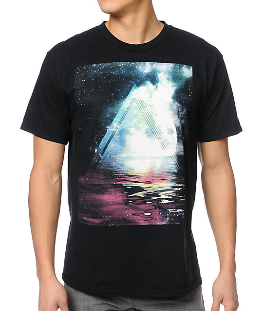 Empyre Sea Versus Black T-Shirt