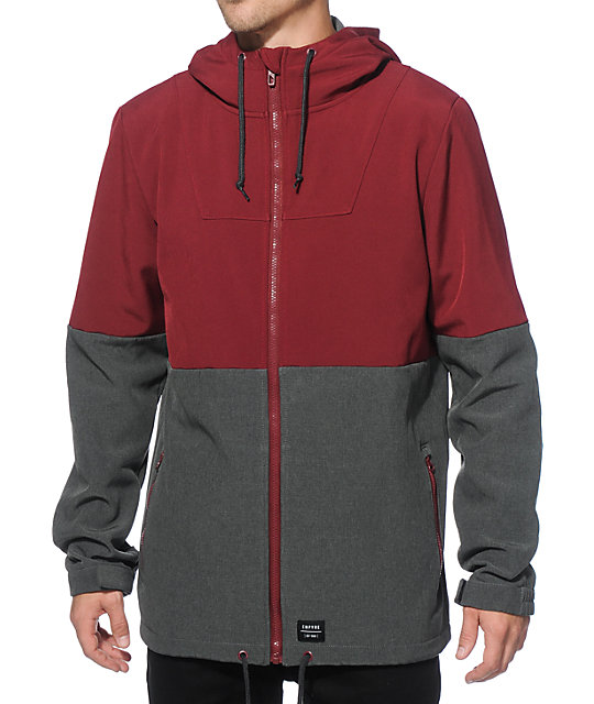 Empyre Setting Suns Tech Fleece Jacket