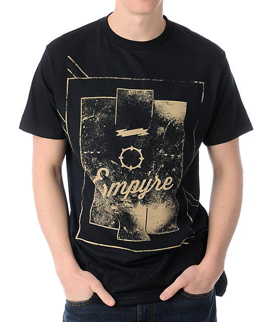 Empyre Sign Black T-Shirt