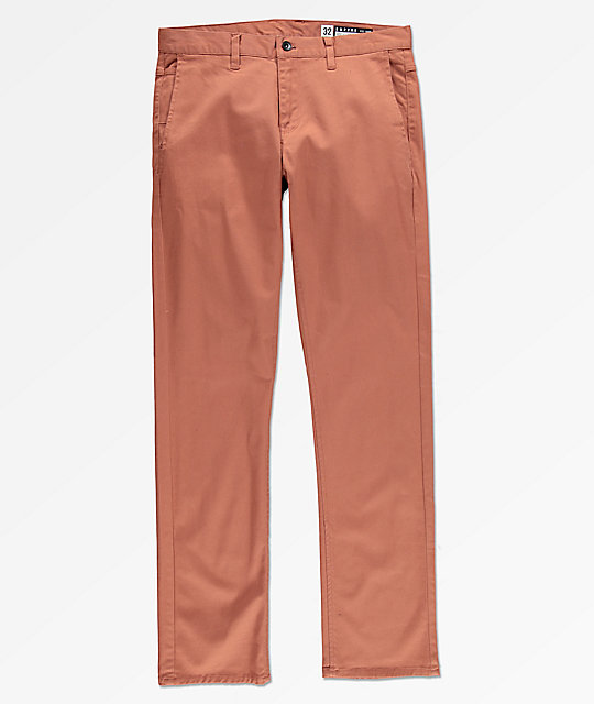 Empyre Skeletor Cameo Brown Chino Pants