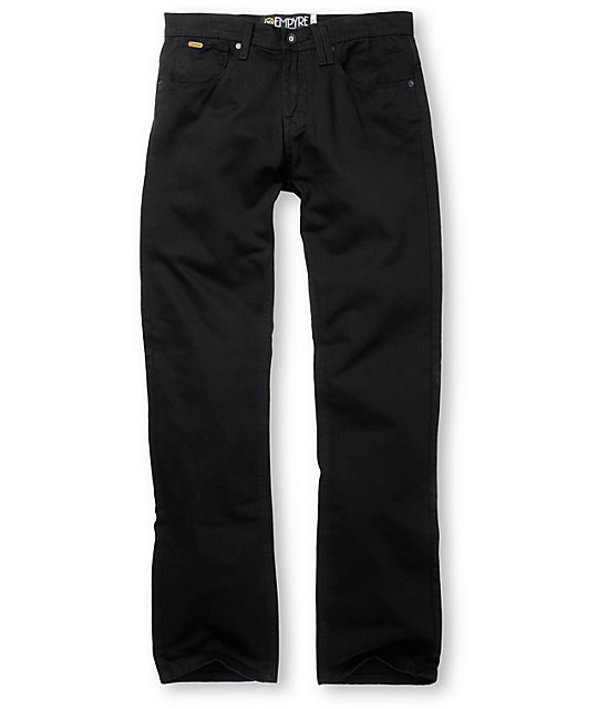 Empyre Skeletor Heavy Twill Black Pants at Zumiez : PDP