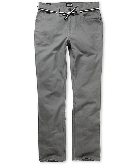Empyre Skeletor Heavy Twill Grey Pants
