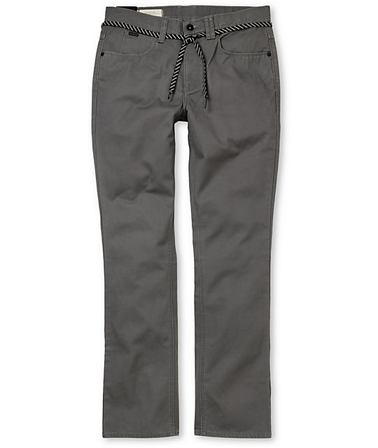 Empyre Skeletor Heavy Twill Grey Pants