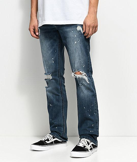 Empyre Salpicaduras Sawyer Skeletor Con Jeans XOPiuZTk