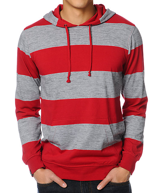 Empyre Snap Attack Red Pullover Hooded Shirt | Zumiez