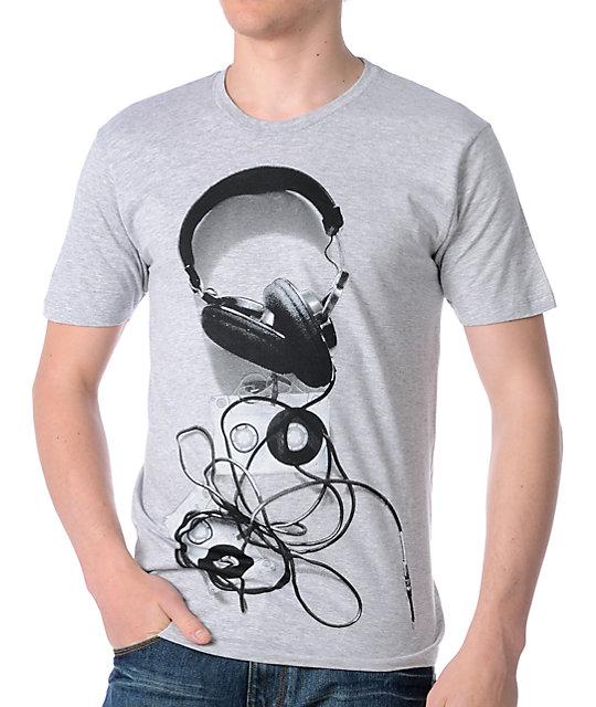 Empyre Soundcheck Grey T-Shirt